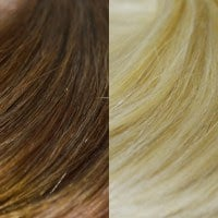 #8/22- Meduim Ash Brown/Light Blonde
