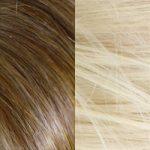 #8 60 - Meduim Ash Brown White Blonde